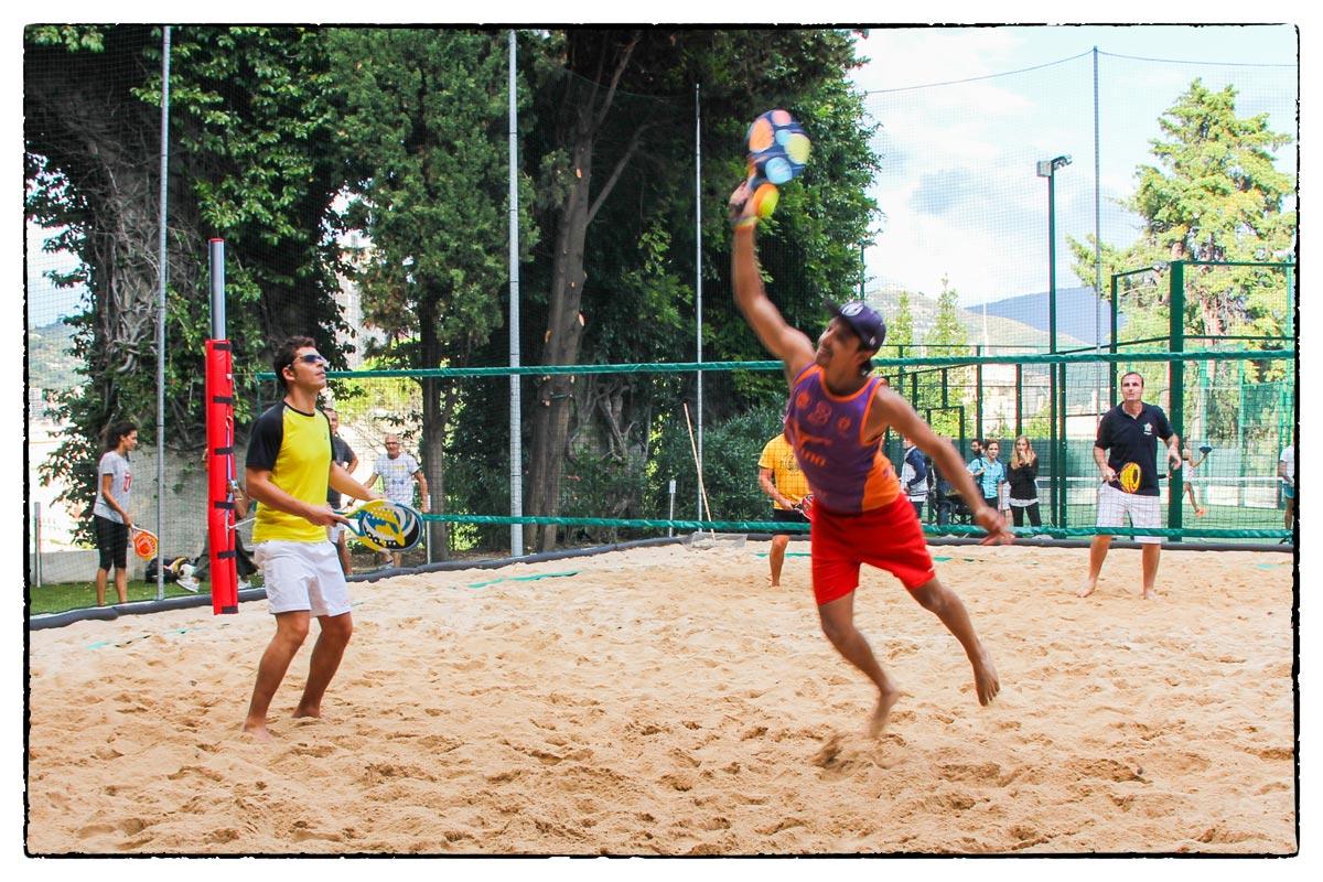 Beach tennis circolo cristoforo colombo genova